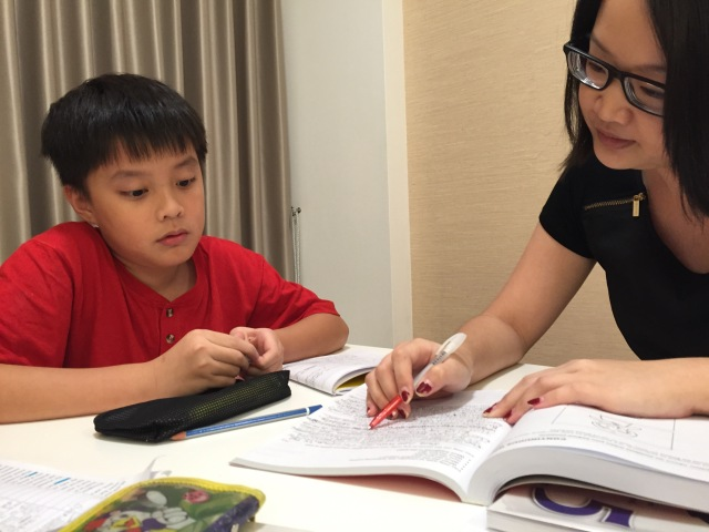 Punggol English Mathematics Science Primary PSLE Tuition