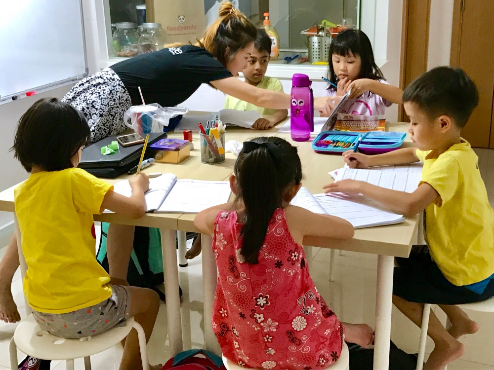 Punggol Tuition English Mathematics Science Tutor Small group Female