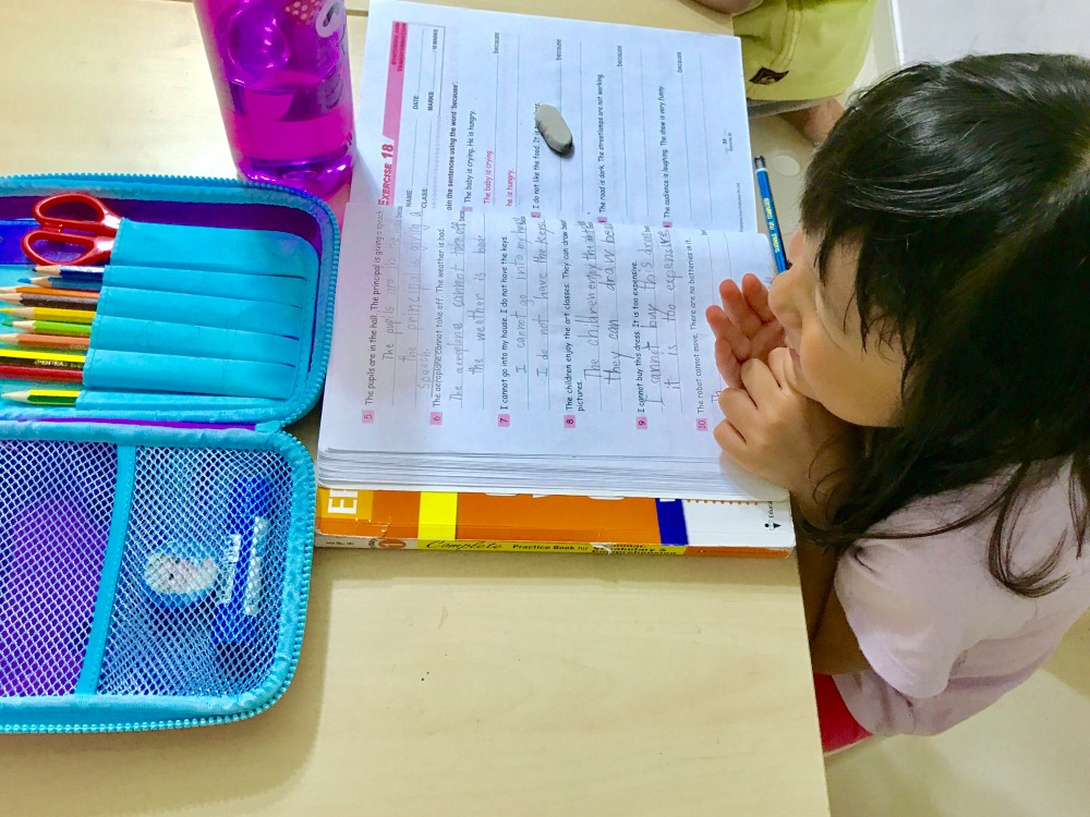Punggol Small Group Tuition English Mathematics Tuition Science Female Tutor Small group class