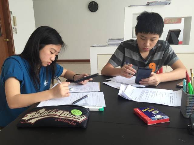 Punggol A Math Tuition Small group Tuition Centre by Good Tuition Centre for A Maths