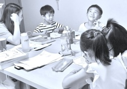 Small group tuition for English Math and Science tuition.