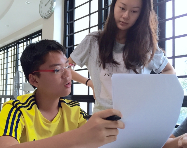 Singapore English Math Tuition Small Group Tuition Centre