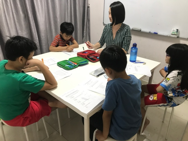 Yishun Tutor English Tuition Primary Secondary Small group  Female Tutor