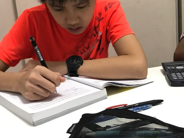 Punggol Mathematics Tuition for PSLE Primary Punggol Tutor Dunman High A Math Math 1,2 Tuition for IP Programme