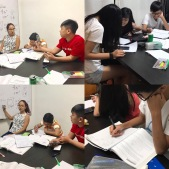 Tutors teach everything from scratch and makes student practice their work properly