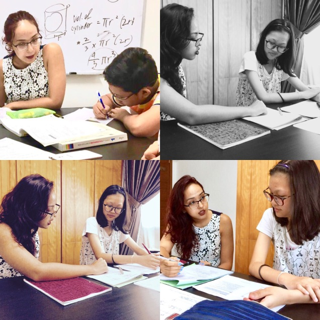 Tutors doing Intensive Tuition with students that requires a faster learning curve for their school.