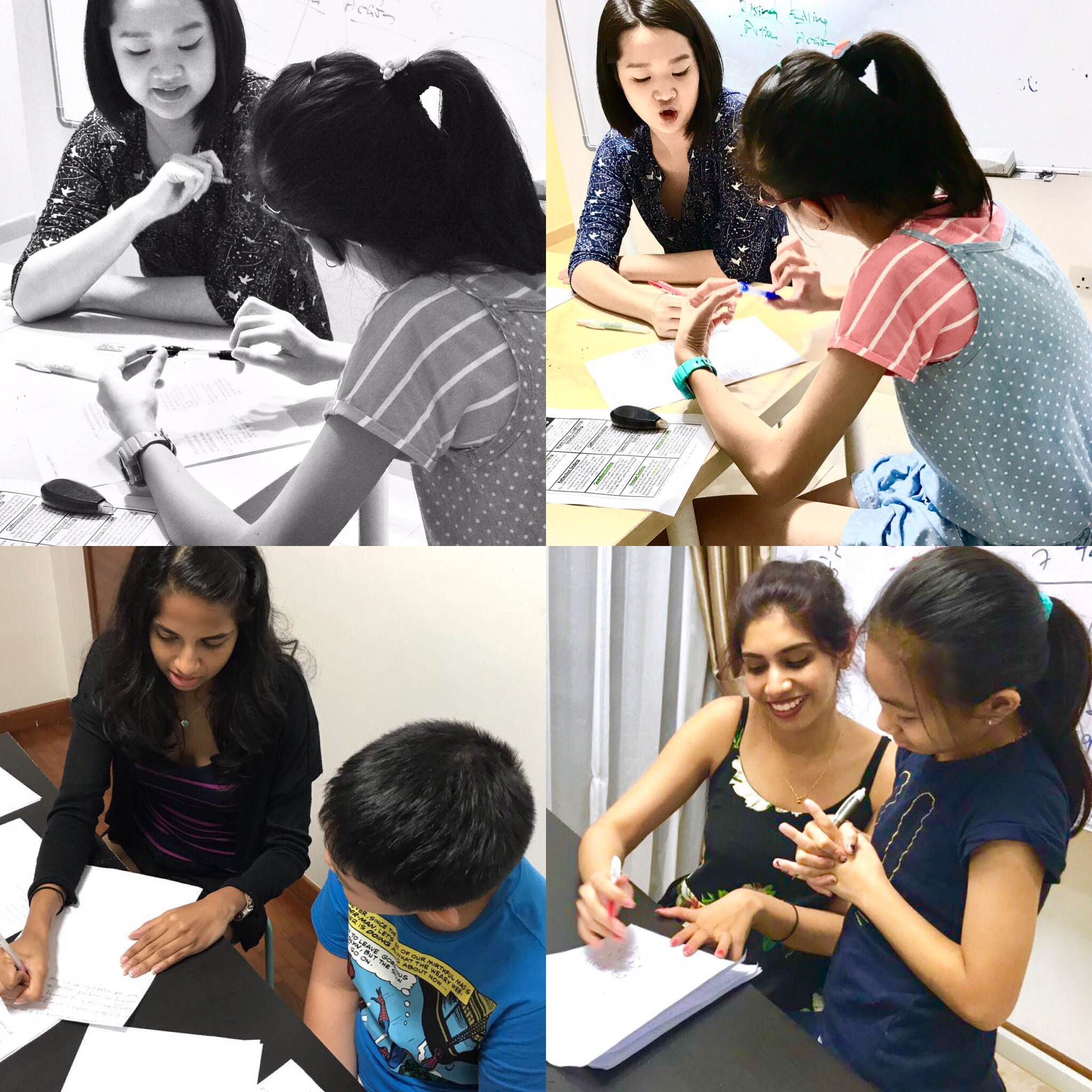 Singapore Creative Writing Pri 3 class small group class Primary English Tuition Centre