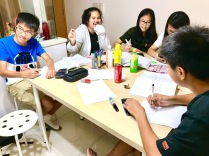Punggol Math tuition small group secondary